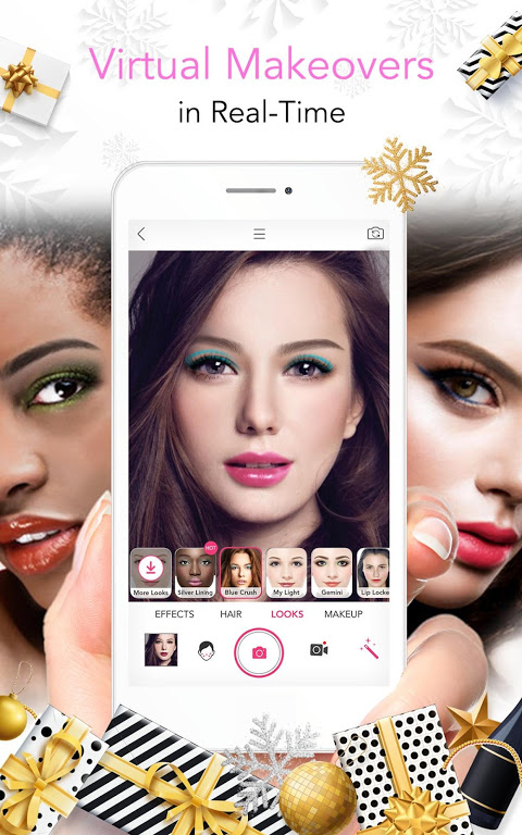 YouCam Makeup: Selfie Camera screenshot 9