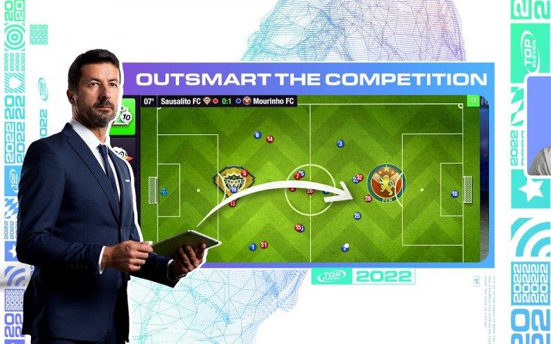 Top Eleven 2020 - Fußball Manager screenshot 1