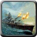 Navio guerra Marinha Batalha