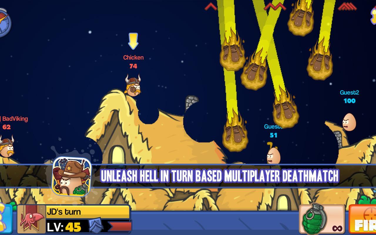 Bad Eggs Online 2 screenshot 3