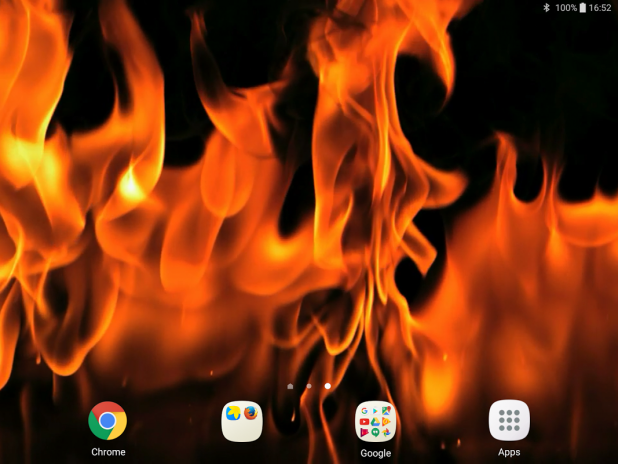 Fire Live Wallpaper Screenshot 12