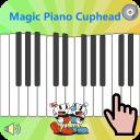 piastrelle per pianoforte Cuphead