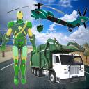 Garbage Transporter Truck Driving Simulator