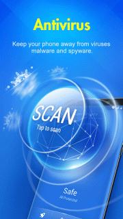 Super Security - Antivirus, Booster & AppLock screenshot 1