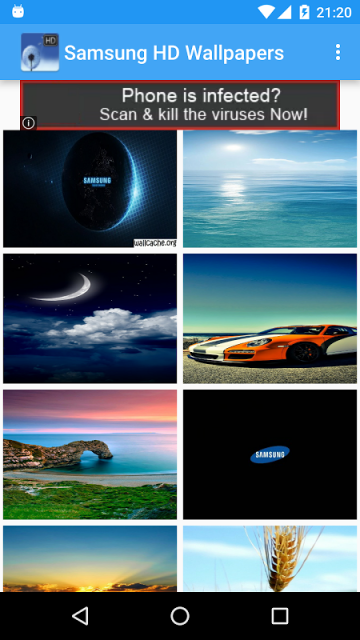 Samsung HD Wallpapers   Download APK for Android - Aptoide