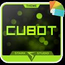 Theme Xp - CUBOT LIME