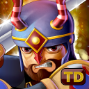 防御英雄 - 搏斗之王
