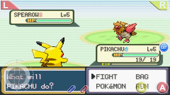 Pokemon ash vs gary game download