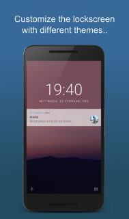 Floatify Lockscreen screenshot 3