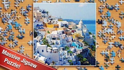 Jigsaw Magic Puzzles screenshot 5