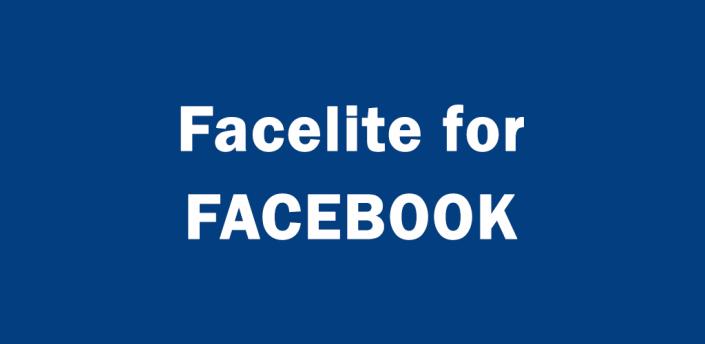 Facelite for Facebook Lite FB 4.0.5 Baixar APK para ...