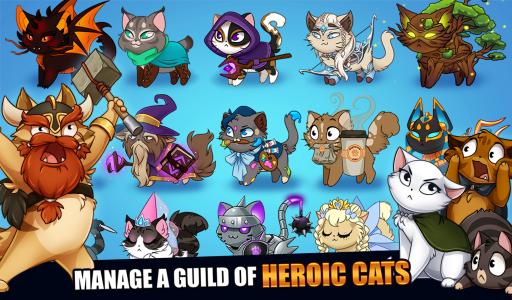 Castle Cats: Epic Story Quests screenshot 11