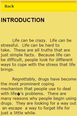 introduction drug addiction