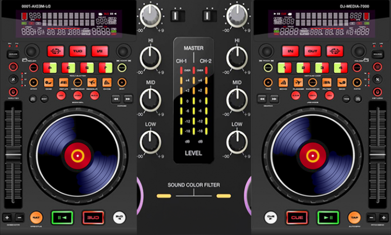 virtual mixer apk download