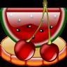 TSF Shell Glass Fruits