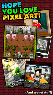 DANDY DUNGEON screenshot 4