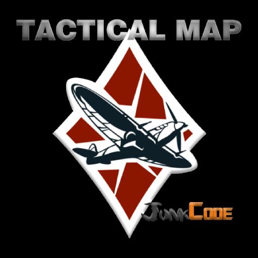 War Thunder tactical map