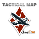 War Thunder tactical map
