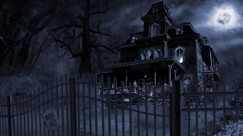 Haunted House Live Wallpaper Screenshot 3