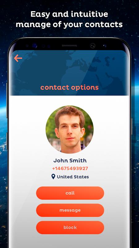 Phone Number Locator screenshot 2