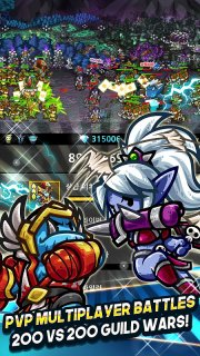 Endless Frontier Saga – RPG Online screenshot 7
