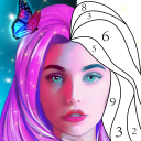 Tap Coloring Lite - Color by number, Painting game
