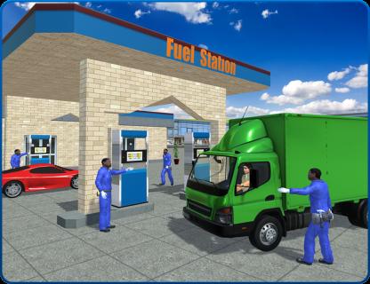 Bank Cash-in-transit Security Van Simulator 2018 screenshot 8
