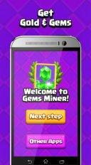 gems for clash royale prank screenshot 2