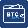 BTC.com - Bitcoin Wallet Icon