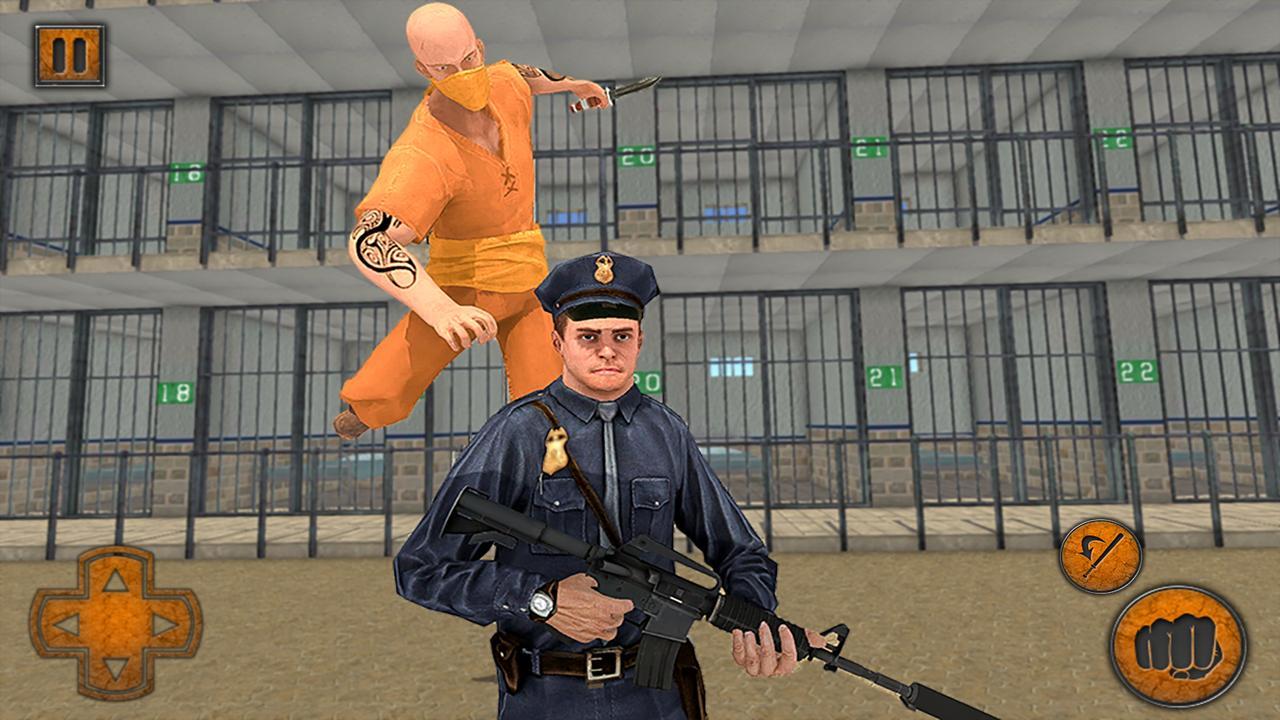 Prison Jail Escape - Survival Action Task screenshot 1