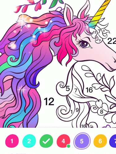 No Paint Jeu De Coloriage Relaxant 2 2 1 Telecharger Apk Android Aptoide