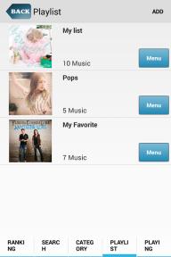 MMP - Music MP3 Player screenshot 3