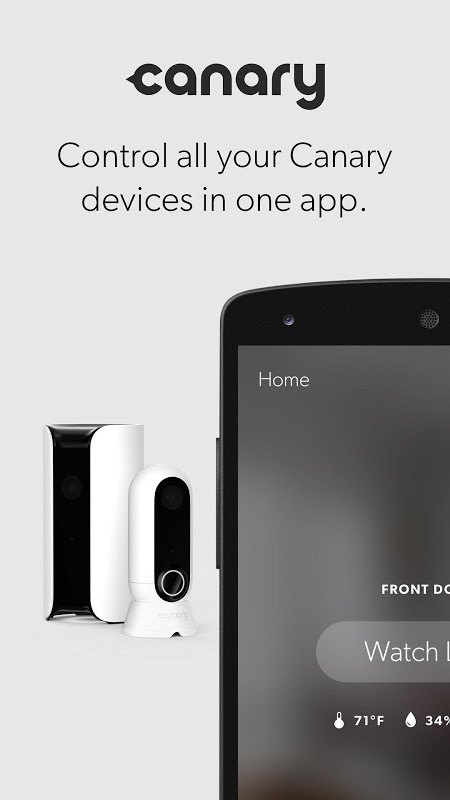 Canary – Smart Home Security screenshot 1