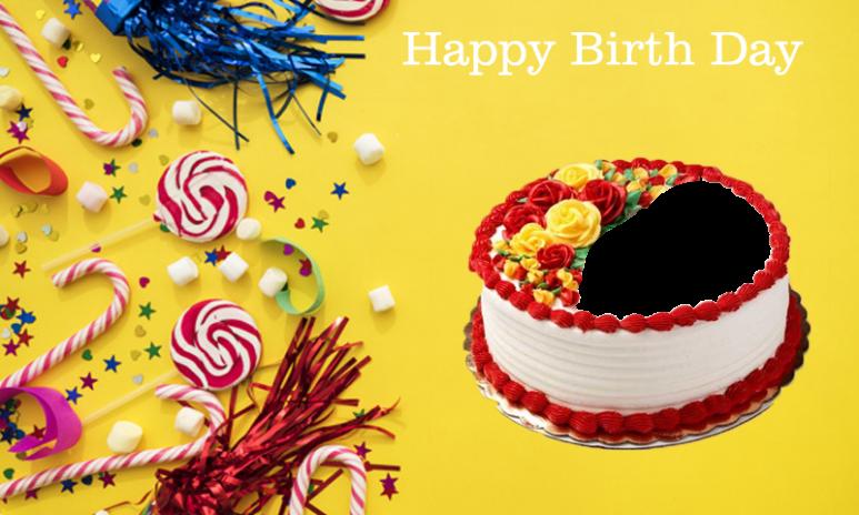 Happy Birthday Cake Photo Editor Screenshot 3