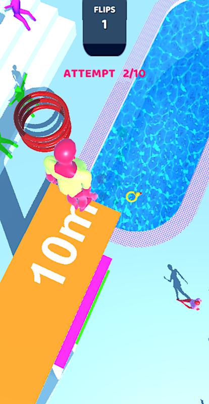 Purple Diver screenshot 2