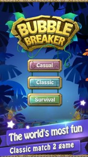 Bubble Breaker screenshot 1