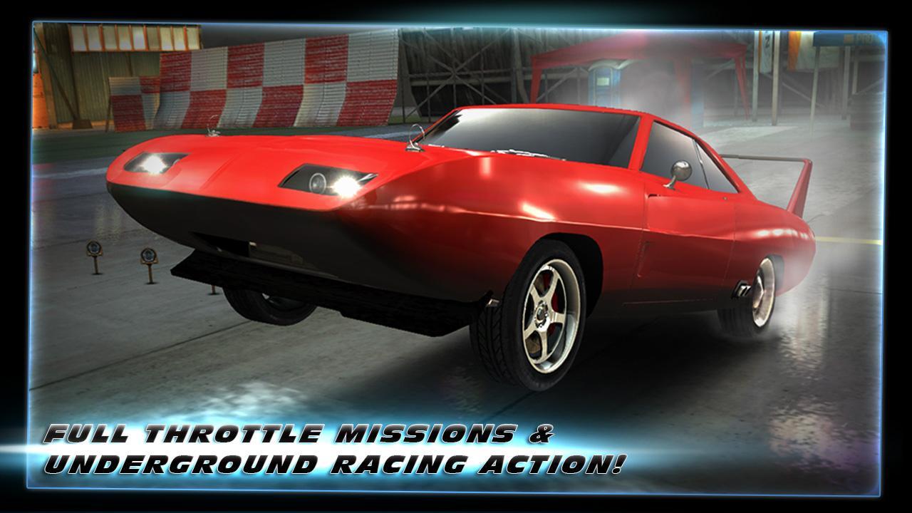 Fast & Furious 6: The Game screenshot 1