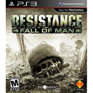 Resistance Fall of Man - 1.0 Icon