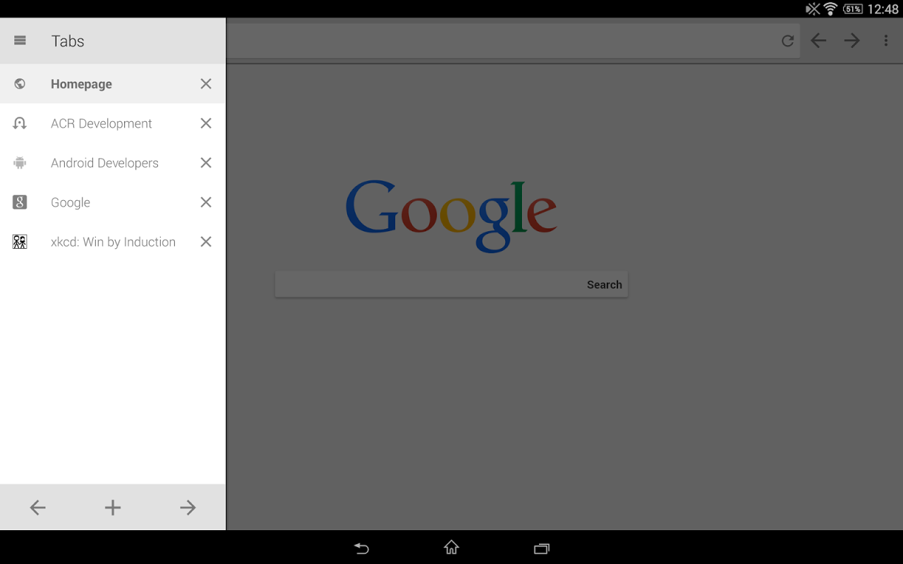 Lightning Web Browser + screenshot 2