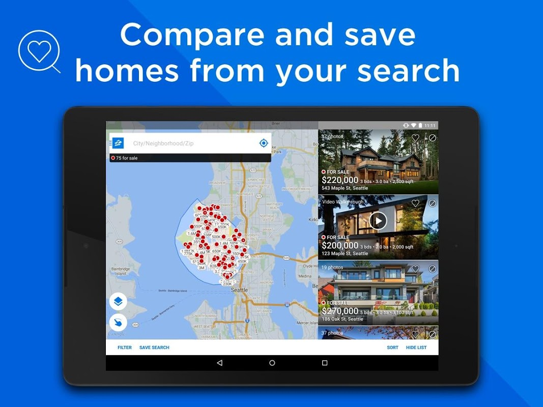 Zillow: Find Houses for Sale & Apartments for Rent screenshot 2