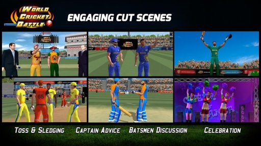 World Cricket Battle (Unreleased) screenshot 8