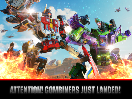 TRANSFORMERS: Earth Wars screenshot 2