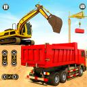 City Excavator Construction Simulator :Truck Games