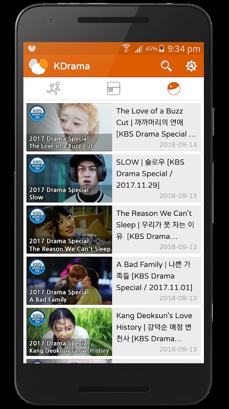 KDrama screenshot 2