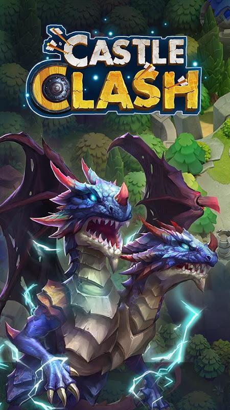 Clash screenshot 1
