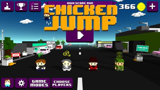Chicken Jump - Crazy Traffic screenshot 13
