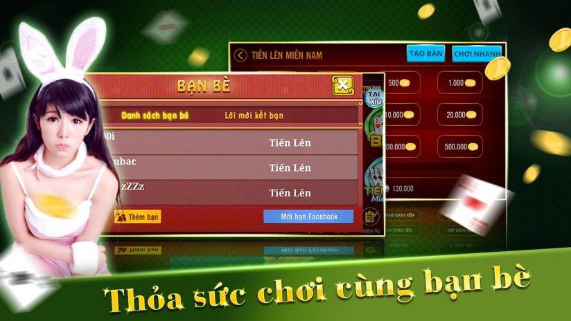 ... Ảnh chụp màn hình 3 cay danh bai doi thuong 7 ...