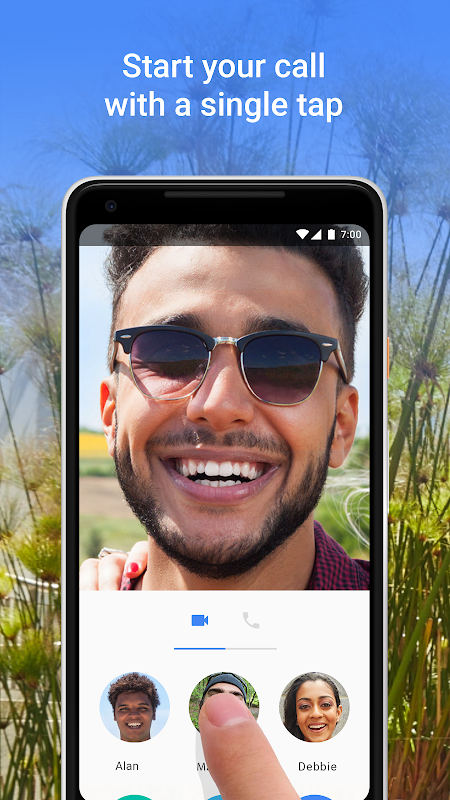 Google Duo screenshot 1