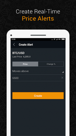 bitcoin alert alert app