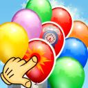 Boom Balloons - match, mark, pop and splash